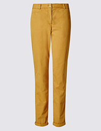 Marks & Spencer_casual chic_pants