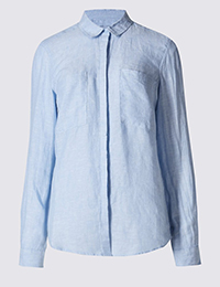 Marks & Spencer_casual chic_shirt